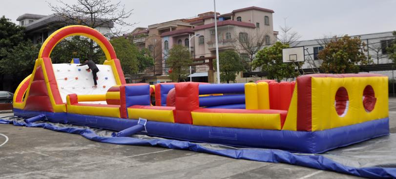 Parcours Obstacles Mega