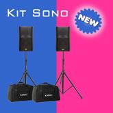 Kit sonorisation