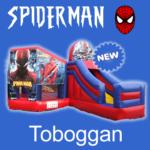 Spoiderman Toboggan