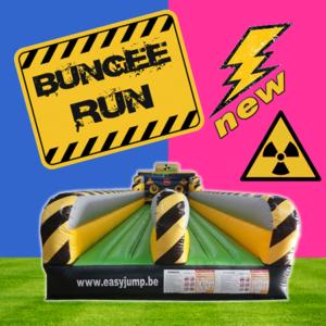 Elastic Run - Bungee Run - Jeux gonflable élastique