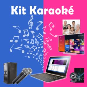 Kit Karaoke à louer