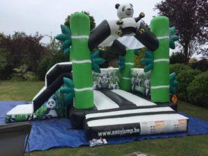Château gonflable à louer Panda
